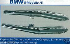 BMW Série 5 - Pots d'échappement répliques