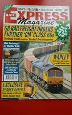Rail Express magazine no 80 , Jan 2003.