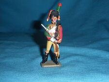 550A Starlux Atlas Chasseur garde Figurine Plomb Empire Soldat 1/32 Napoleon