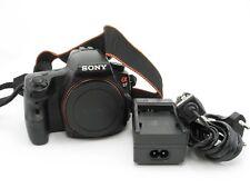 Sony SLT-A37, 16,1 MP Digitalkamera, Gehäuse, 5402 Auslösungen, A-Bajonett