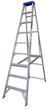 PRO-SERIES  - Double Sided Aluminium Step Ladder - 1.2mts