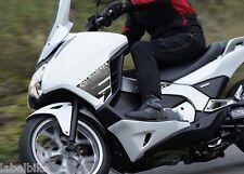 2 ADESIVI in GEL 3D PROTEZIONE FIANCHI compatibili per scooter HONDA INTEGRA 700