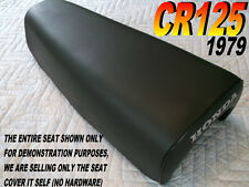 CR125R 1979 ELSINORE Replacement seat cover for Honda CR125 CR 125 087
