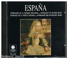 Espana: Anthology de Español Broad mix Music - CD