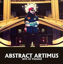 Rite of Passage by Abstract Artimus (CD, Dire Life Records) NEW
