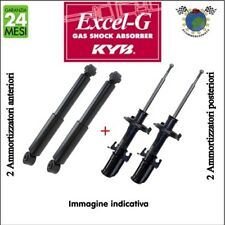 Kit ammortizzatori ant+post Kyb EXCEL-G JUSTY SUZUKI SWIFT #du #p