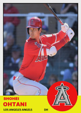 SHOHEI OHTANI PITCHING ACEO ART CARD ## buy 5 get 1 free # or 30% OFF 12 OR MORE