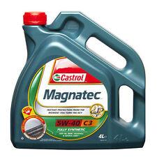 CASTROL Magnatec 5W40 C3 OLIO MOTORE COMPLETAMENTE SINTETICO 4L