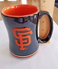 SAN FRANCISCO GIANTS 2015 Coffee Mug MLB Relief Boelter NWT FREE SHIP TRACK US