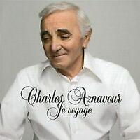 Je voyage - Copy Control von Aznavour, Charles | CD | Zustand gut
