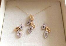 Conjuntos de joyas de diamante
