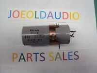 Sansui 4000 Filter Capacitor 80V 2,000UF. Tested. Parting Out Sansui 4000