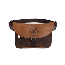 Men Real Leather USB Charging Waist Bag Fanny Pack Shoulder Bag Sling Backpack