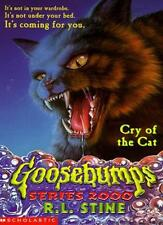 Cry of the Cat (Goosebumps 2000),R. L. Stine