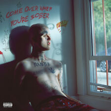 Lil Peep : Come Over When You're Sober, Pt. 1 & Pt. 2 VINYL (2018) ***NEW***