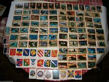 1991 DESERT STORM 110 PIECE SET TRADING CARDS U.S. ARMY NAVY AIR FORCE MARINES