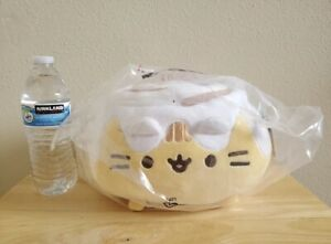Cinnamon Roll Pusheen Cat Plush RARE **SOLD OUT** Sealed Brand New!