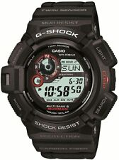 Casio GW-9300-1JF G-SHOCK Mudman Atomic BLACK Japan Model GW-9300-1 New