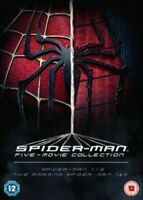 Spider-Man Film Collection(5 Film) DVD Nuovo DVD (CDRP75580)