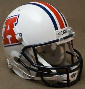 ARIZONA WILDCATS NCAA Schutt XP Full Size AUTHENTIC Gameday Football Helmet