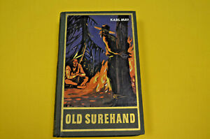 Buch Karl May Old Surehand Nr 14    1949