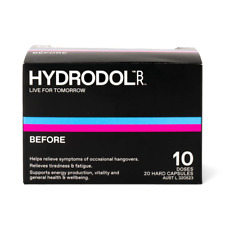 Hydrodol-Before 20 Hard Capsules