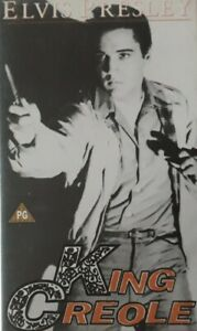 Elvis Presley-King Creole VHS Video.1994 Polygram 6320163.