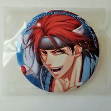 Hakuoki Hakuouki Round Pin Cloth Version Harada Sanosuke New