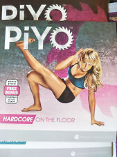 Piyo Workouts Deluxe Full Set 5dvd Come W/ All Guides