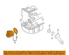 AUDI OEM 00-06 TT Quattro 1.8L-L4-Engine Water Pump 06A121012GX