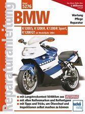 BMW K 1200 S R GT Sport Reparaturanleitung Reparaturbuch Reparatur-Handbuch Buch
