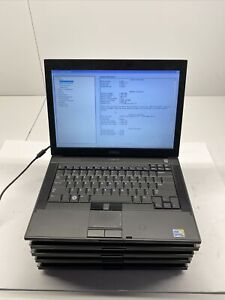 Lot Of 5 Dell Latitude E6400 Core 2 Duo 2 GB No HDD DS