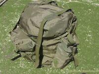 Zaino militare dell'Esercito Austriaco 40Lt leggero