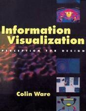 Information Visualization: Perception for Design (Morgan Kaufmann-ExLibrary