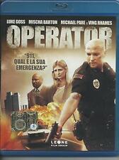 Operator (blu-ray) Koch Media