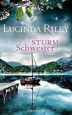 Die Sturmschwester: Roman von Riley, Lucinda | Buch | Zustand gut