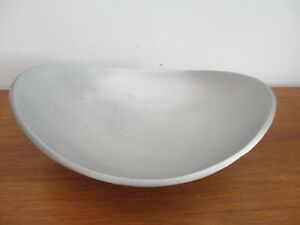 Silver Coloured Bowl By THE BODY SHOP SILVER DISH BOWL