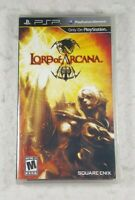 Square Enix Lord Of Arcana (Sony PSP, 2011) Brand New Sealed - Free Shipping!