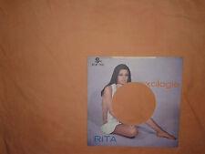 Rita – Love / Sexologie  - Copertina Forata Per Disco Vinile 45 Giri