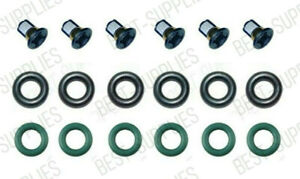 Fuel Injector Repair Kit for 2004 - 2012 Jeep Liberty 3.7L 6 cyl