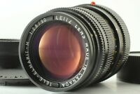 EXC+5 Leica Leitz Canada Tele-Elmarit M 90mm f2.8 Ver.II Slim Lens From JAPAN