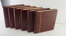 1951/2018 Vatikan; augenscheinlich komplette Sammlung in 6 safe dual Alben