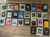 Lot Of 27 Vintage 8-Track Tapes - Country