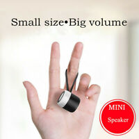 Mini Wireless Connection Speaker Small Portable Sound Music Box Stereo Subwoofer