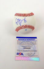 Gina Rodriguez Jane The Virgin Signed Autograph Baseball PSA/DNA COA