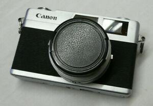 Canon Canonet 28, GIII QL19 & GIII QL17 Replacement Lens Cap Protect Your Optics