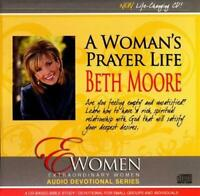 A Woman's Prayer Life - Music CD -  -   - ISA61.com - Very Good - Audio CD - 1 D