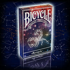 Bicycle Playing Cards - Constellations (Scorpio) NEW