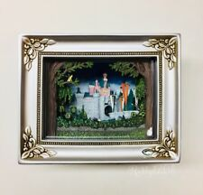 Disney Olszewski Gallery Of Light Sleeping Beauty Castle Opening Day Diamond 60