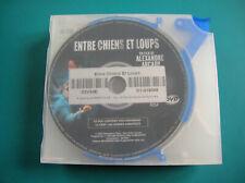 DVD  boitier slim ENTRE CHIENS ET LOUPS (b6)
